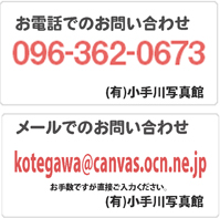お電話でのお問い合わせは096-362-0673