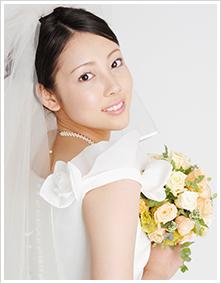 小手川写真館の婚礼写真